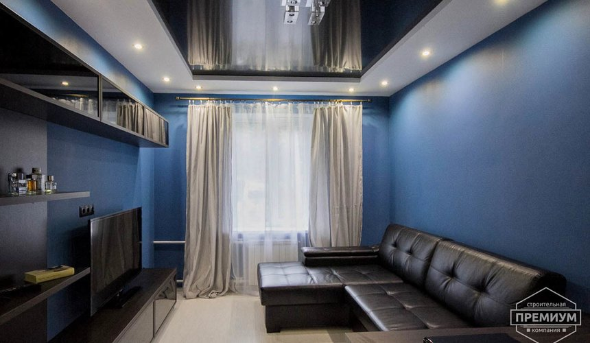 Ремонт однокомнатной квартиры по ул. Комсомольская 45 1