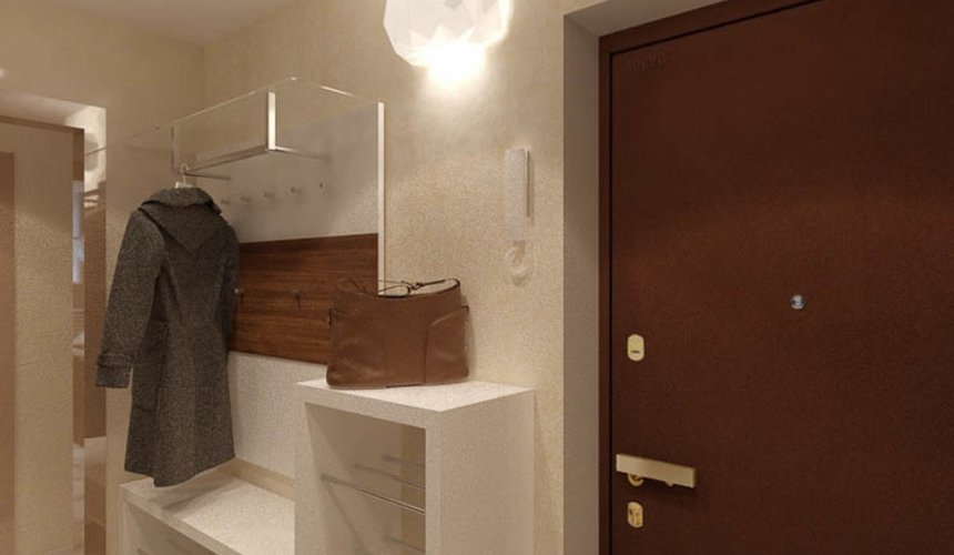 Ремонт трехкомнатной квартиры по ул. Бажова 134 45