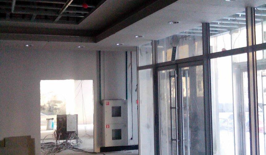 Ремонт бизнес-центра ГринПарк 25