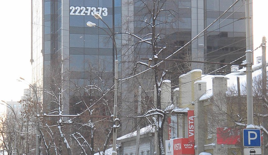 Ремонт бизнес-центра ГринПарк 11