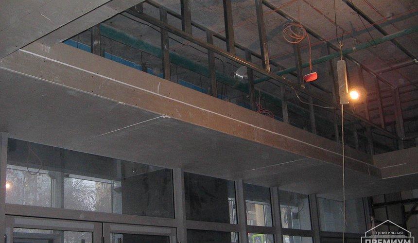 Ремонт бизнес-центра ГринПарк 34