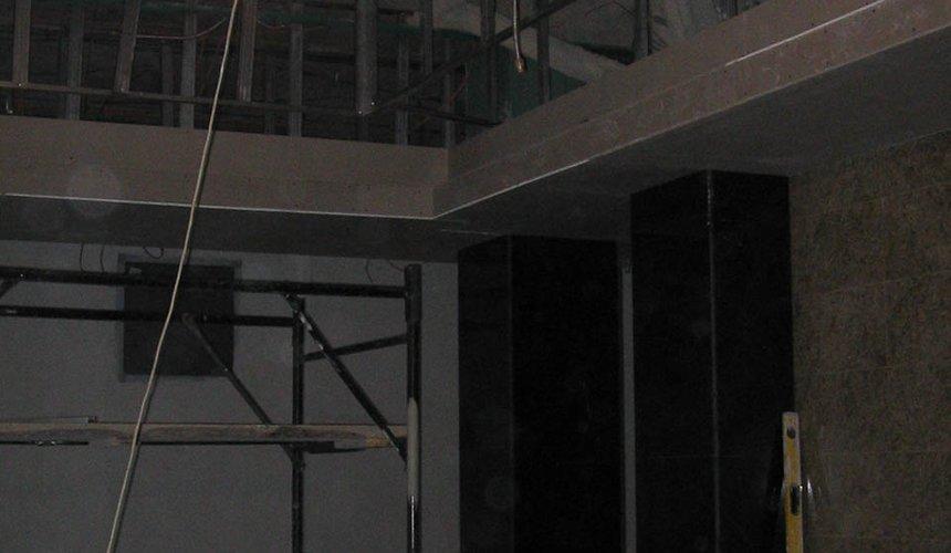 Ремонт бизнес-центра ГринПарк 35