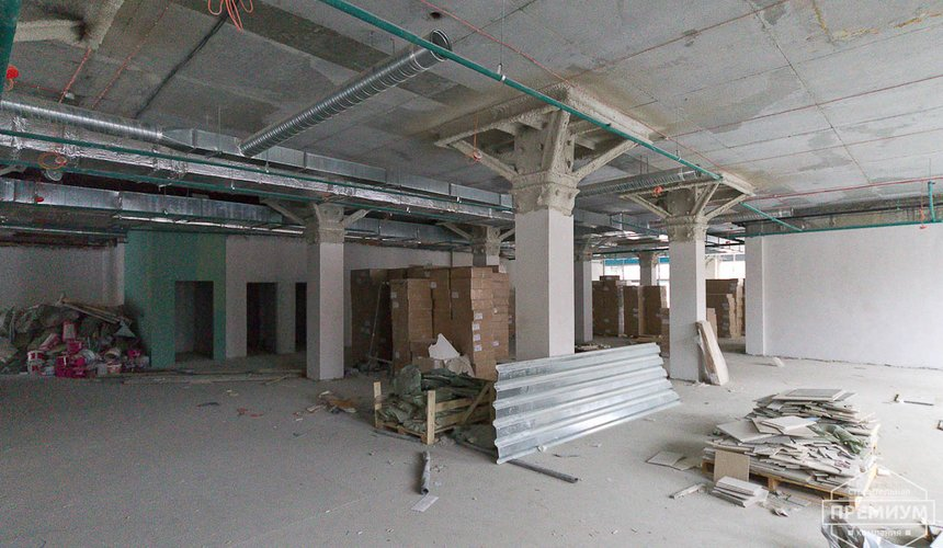 Ремонт бизнес-центра ГринПарк 2