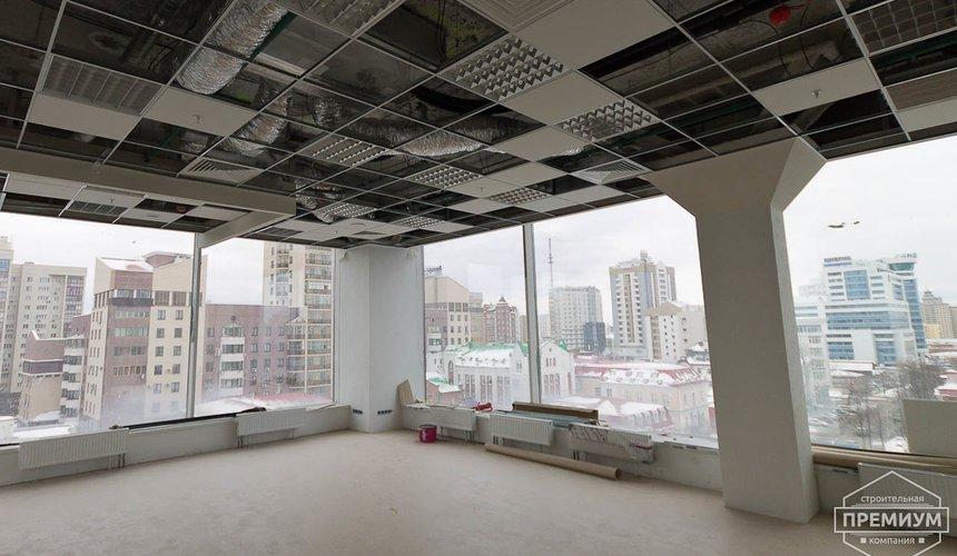 Ремонт бизнес-центра ГринПарк 6