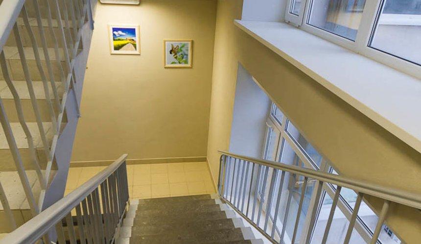Ремонт лестничной клетки в офисном здании по ул. Шаумяна 3