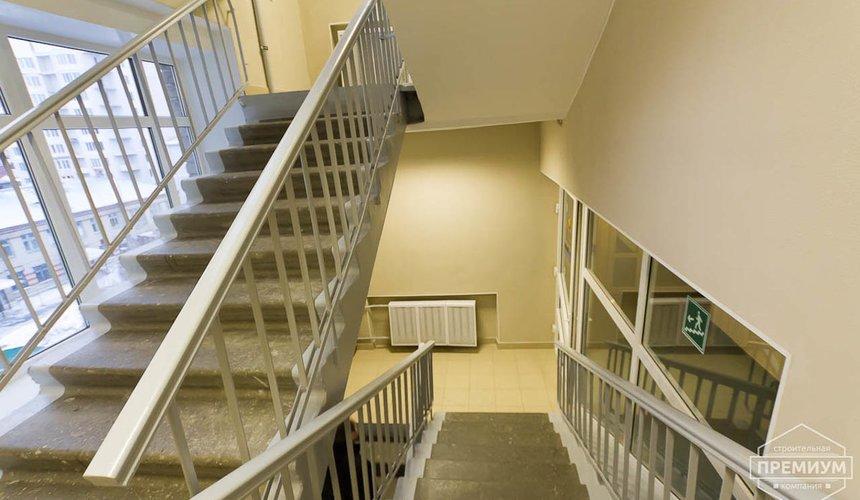 Ремонт лестничной клетки в офисном здании по ул. Шаумяна 6