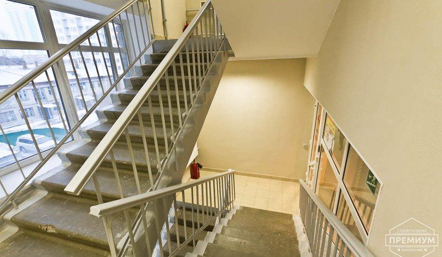 Ремонт лестничной клетки в офисном здании по ул. Шаумяна 9