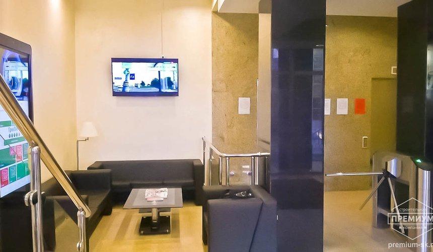Ремонт бизнес-центра ГринПарк 17
