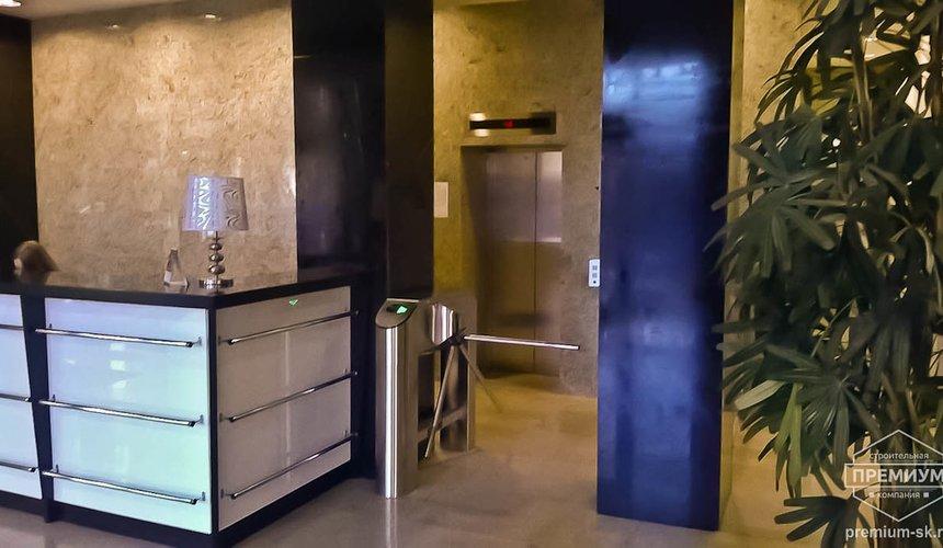 Ремонт бизнес-центра ГринПарк 19