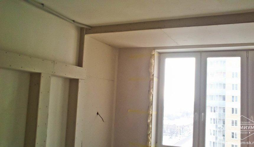 Ремонт трехкомнатной квартиры по ул. Фурманова 125 42