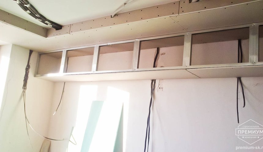 Ремонт трехкомнатной квартиры по ул. Фурманова 125 45