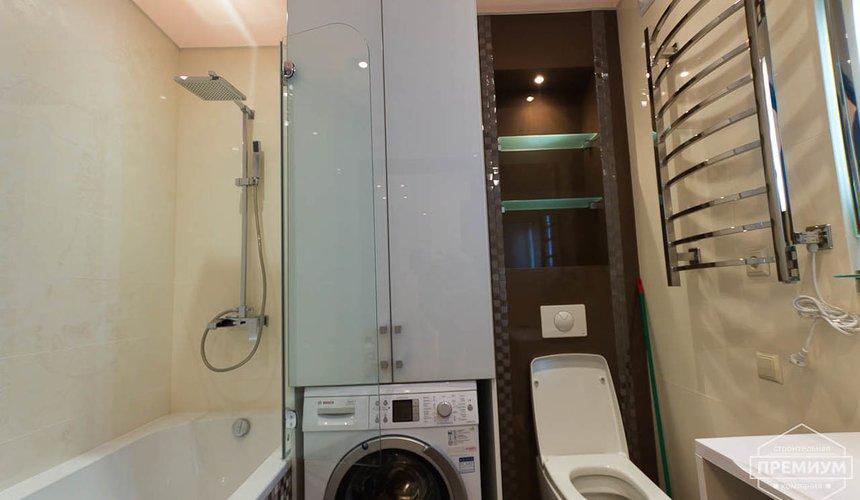 Ремонт трехкомнатной квартиры по ул. Бакинских Комиссаров 101 74