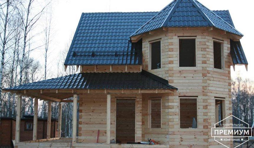 Проектирование и строительство коттеджа в п. Кашино 2