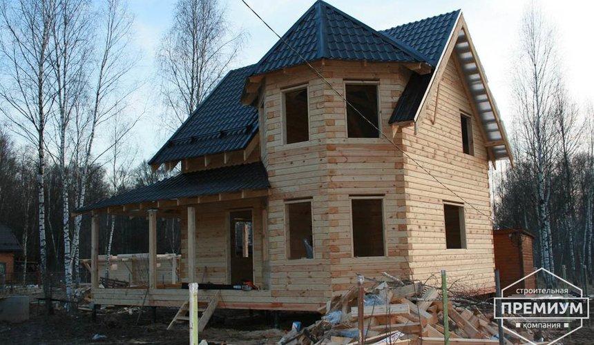 Проектирование и строительство коттеджа в п. Кашино 3