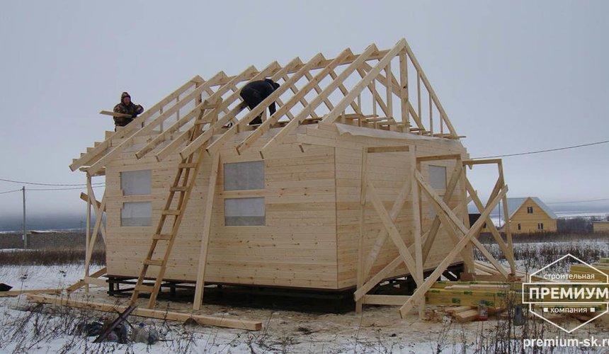 Строительство коттеджа в г. Полевской 3