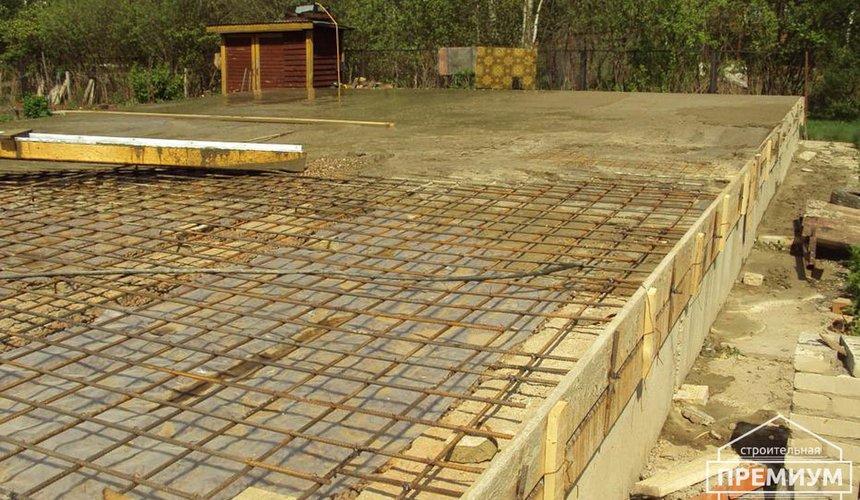 Проектирование и строительство коттеджа из блоков в п. Старопышминский 10