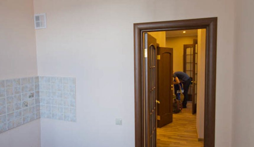 Ремонт трехкомнатной квартиры по ул. Лермонтова 17 11