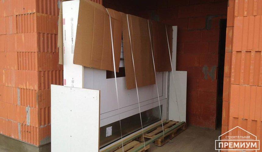 Строительство коттеджа из кирпича в п. Ключи 8