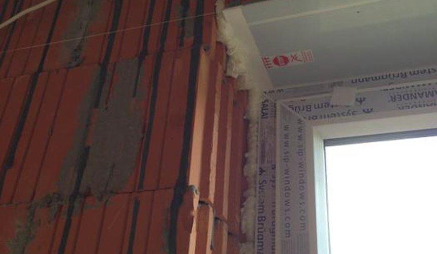 Строительство коттеджа из кирпича в п. Ключи 13