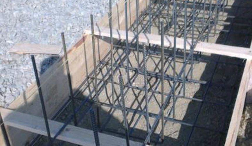 Строительство коттеджа из блоков в с. Патруши 6