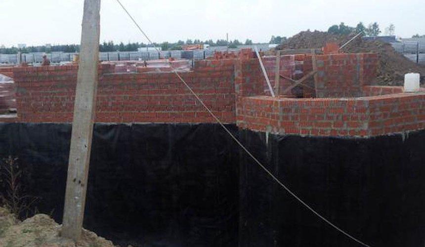 Проектирование и строительство коттеджа из кирпича в с. Косулино 3
