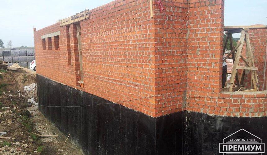 Проектирование и строительство коттеджа из кирпича в с. Косулино 4