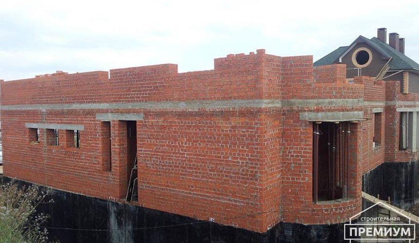 Проектирование и строительство коттеджа из кирпича в с. Косулино 6