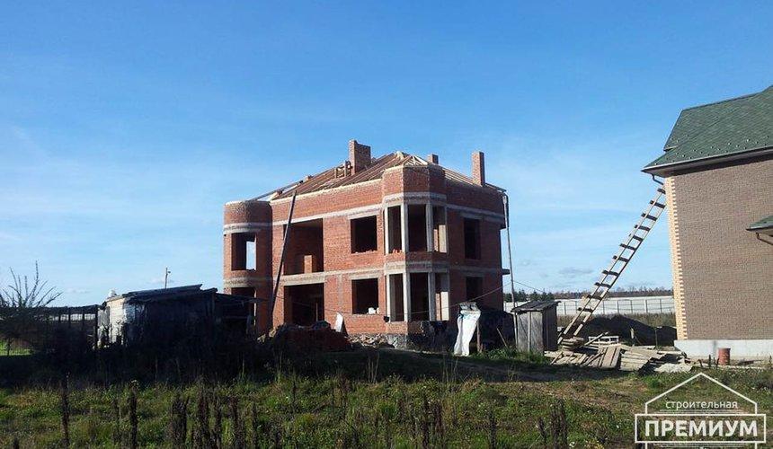 Проектирование и строительство коттеджа из кирпича в с. Косулино 10