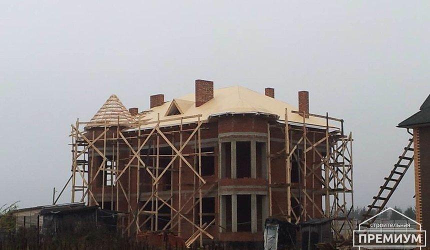Проектирование и строительство коттеджа из кирпича в с. Косулино 12