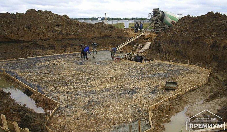 Проектирование и строительство коттеджа из кирпича в с. Косулино 17