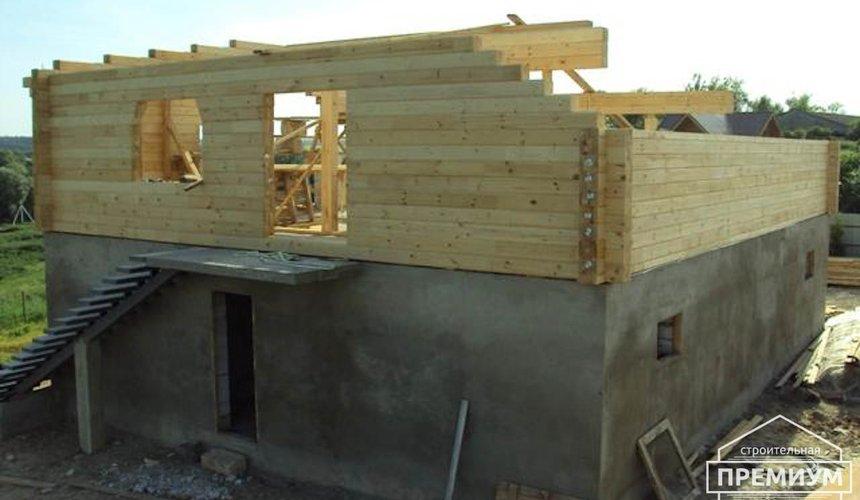 Строительство коттеджа из блоков в г. Арамиль 6