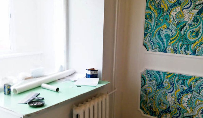Ремонт двухкомнатной квартиры по ул. Фурманова 127 10