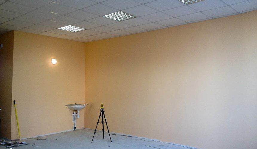 Ремонт офисного помещения 75 кв.м, ул. Мехренцева 15
