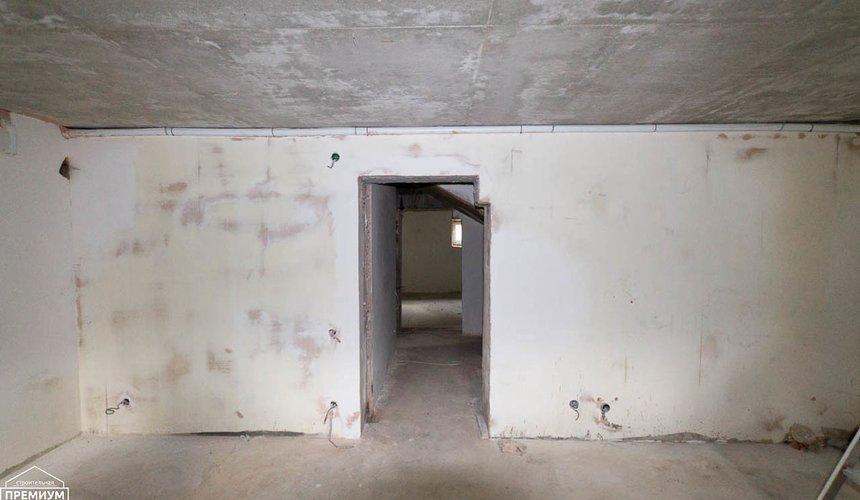 Бетонирование пола в коттедже 300 кв.м, г. В. Пышма 4
