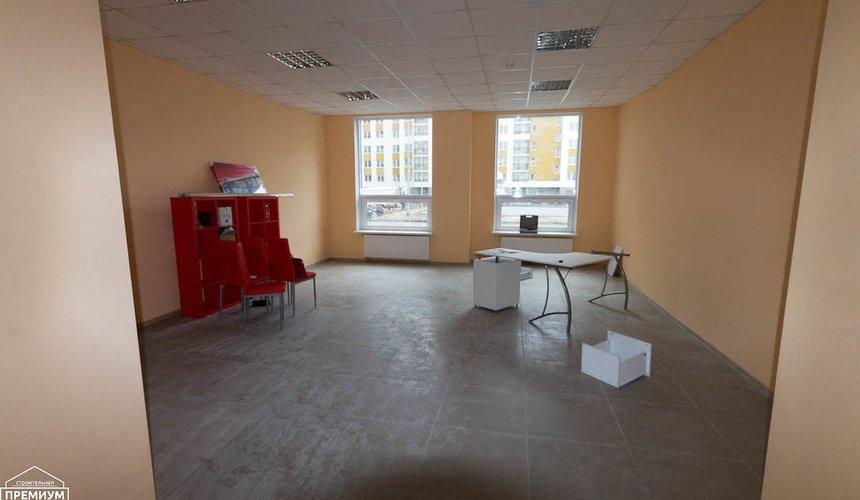 Ремонт офисного помещения 75 кв.м, ул. Мехренцева 2