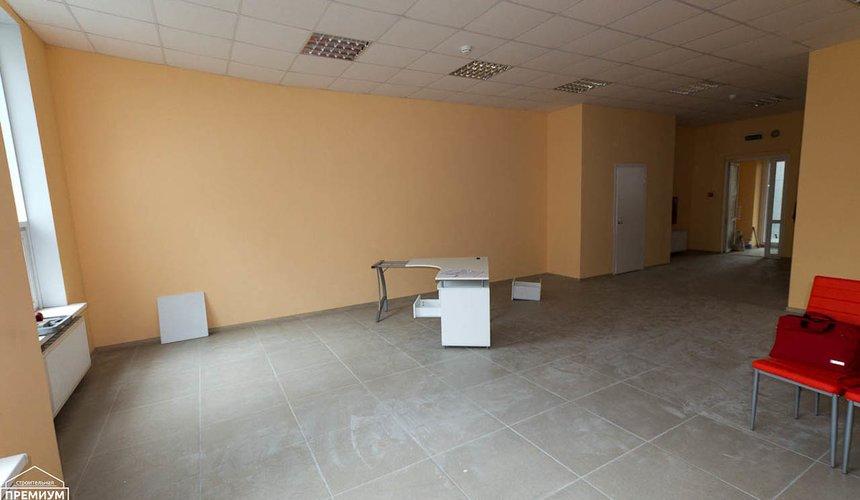 Ремонт офисного помещения 75 кв.м, ул. Мехренцева 4