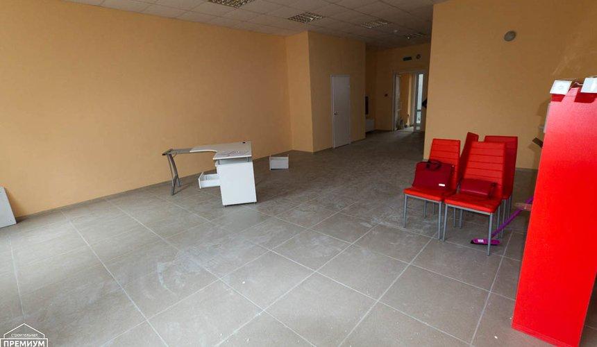 Ремонт офисного помещения 75 кв.м, ул. Мехренцева 5