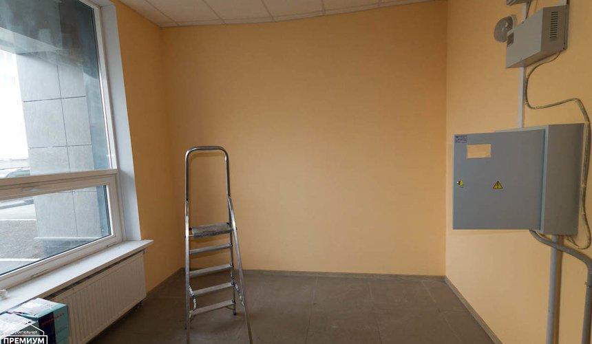 Ремонт офисного помещения 75 кв.м, ул. Мехренцева 8