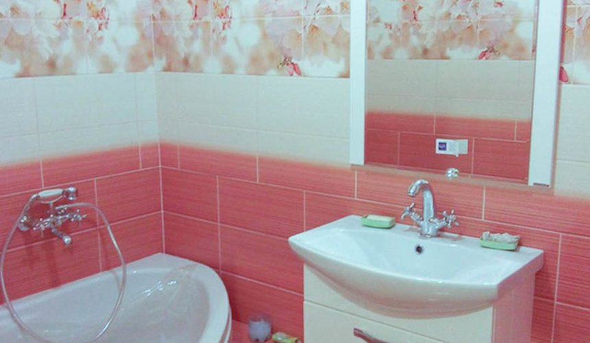 Ремонт ванной по ул. Луначарского 20 4