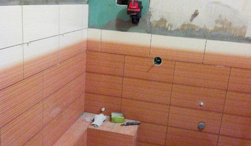 Ремонт ванной по ул. Луначарского 20 8