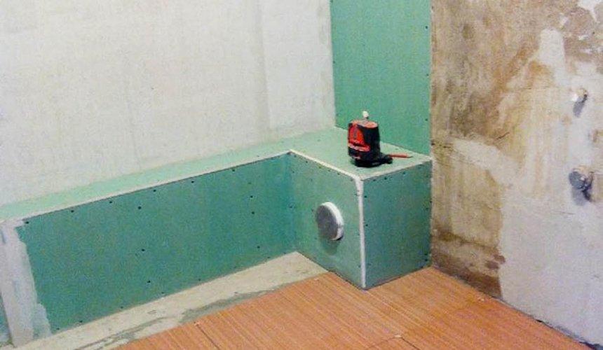 Ремонт ванной по ул. Луначарского 20 7