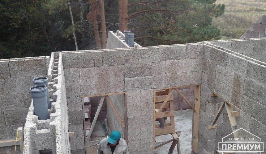 Проектирование и строительство коттеджа из дюрисола в Экодолье 24