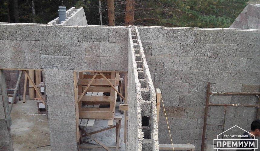 Проектирование и строительство коттеджа из дюрисола в Экодолье 27