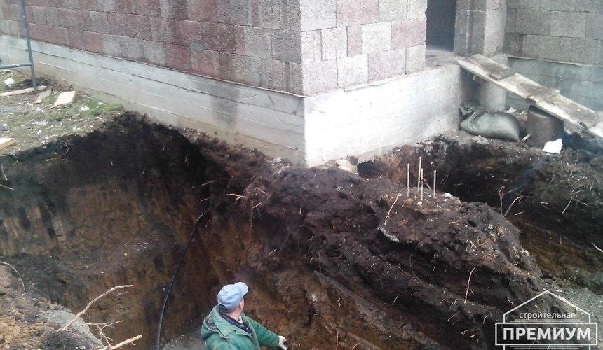 Проектирование и строительство коттеджа из дюрисола в Экодолье 29