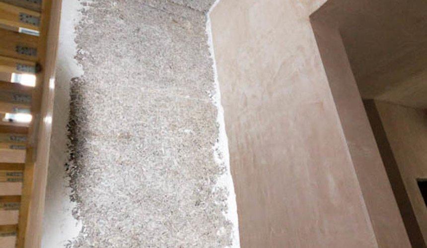 Проектирование и строительство коттеджа из дюрисола в Экодолье 8