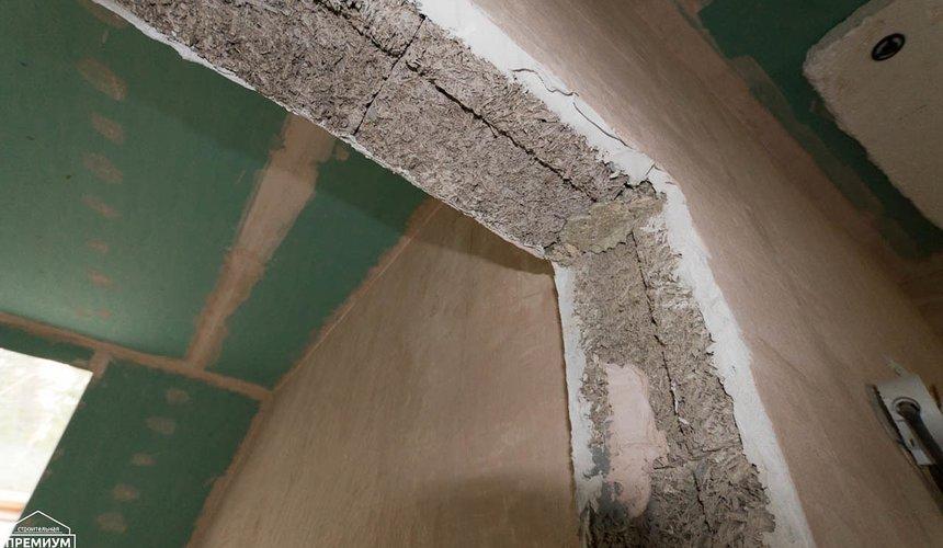 Проектирование и строительство коттеджа из дюрисола в Экодолье 15