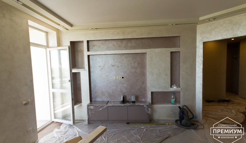 Ремонт трехкомнатной квартиры по ул. Фурманова 125 30