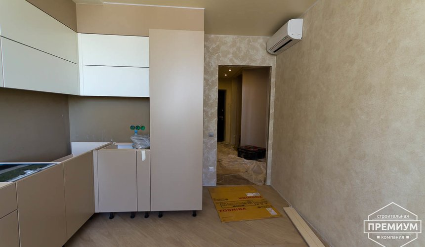 Ремонт трехкомнатной квартиры по ул. Фурманова 125 36
