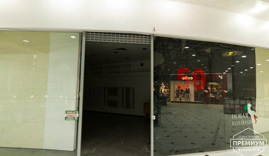 Ремонт бутика Ярмина в ТРЦ Гринвич  16
