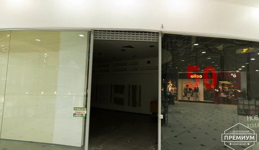 Ремонт бутика Ярмина в ТРЦ Гринвич  18